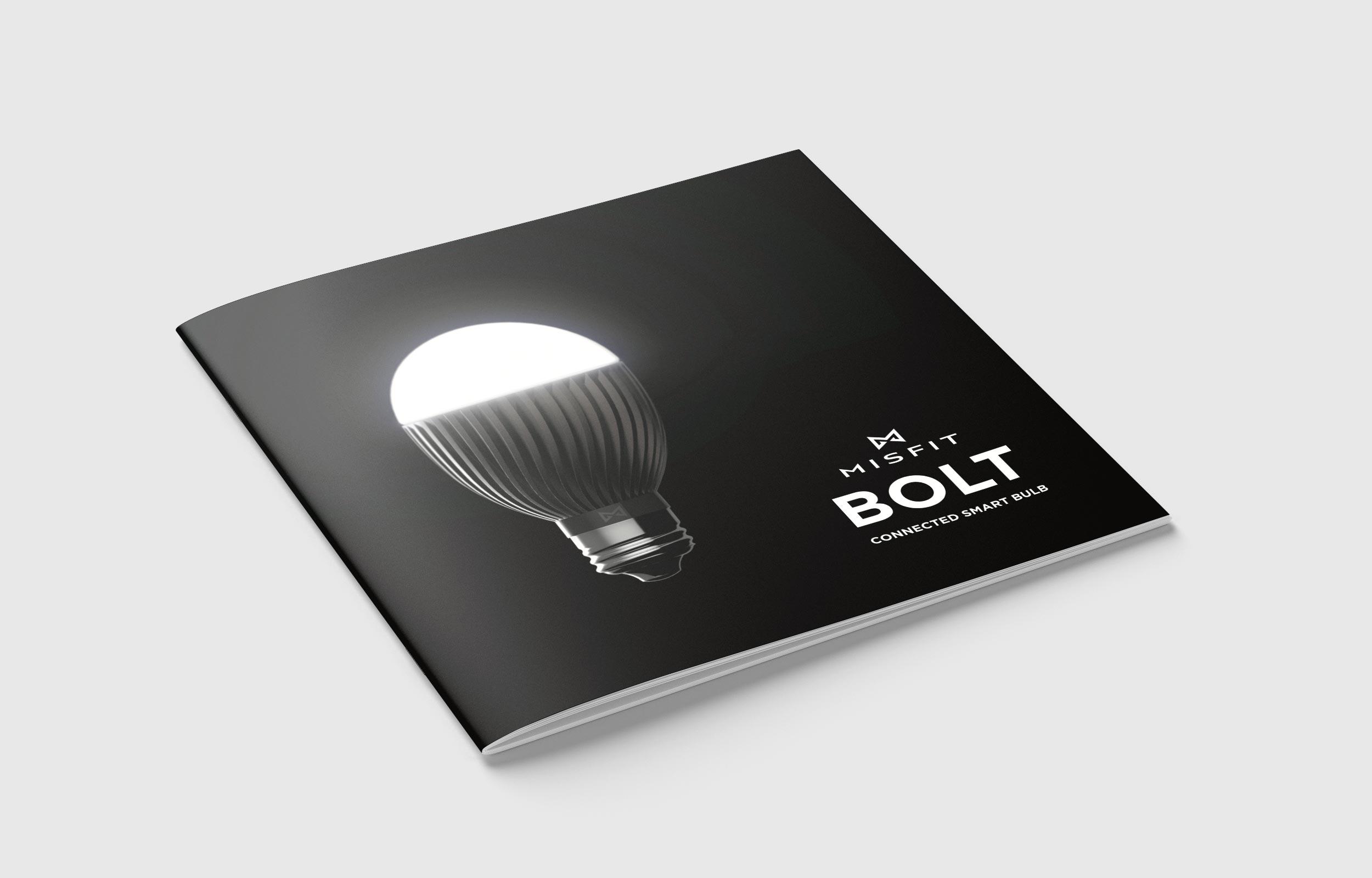 Misfit Bolt Brochure Front Cover