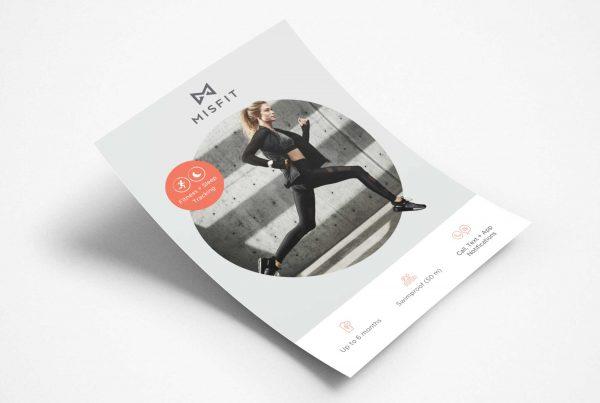 Misfit Cards for Influencers, Misfit Phase Front side